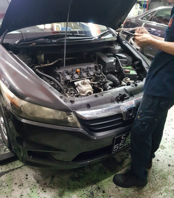 Honda Stream Parts Replacement