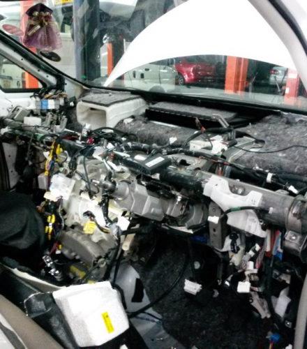 Toyota Estima Cooling Repair